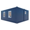Low Cost Luxury Mobile Tiny Container Prefab House Prefabricated Home Customized Structure Estate Cottage Hut Apartment Cabins